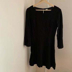 OLD NAVY bell sleeves dress